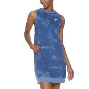 Women's Nike Sportswear Sleeveless Club Dress